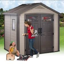 Keter Stronghold Shed Assembly by Best Keter Bellevue 8x6 Storage Shed 21 For Arrow Storage Shed
