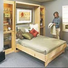 Free Woodworking Plans For Twin Bed by Free Murphy Bed Plans Woodworking Plans And Information At