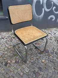 Bauhaus S32 Tubular Steel Dining Chairs Marcel Breuer For Thonet, 1980s,  Set Of 6 1970s Vintage Marcel Breuer Cesca Style Chairs A Pair Set Of 4 Ding By Paxton Upholstered Cream And Nutmeg 2 Knoll Intertional Laccio Table 5 Ding Chairs For Gavina Italy 1996 State Breuerstyle Chair In Chocolate What A Room Two Toned Hide Contemporary Pretty Old X Chair Tecta 1930s 40087