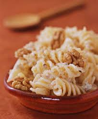 pâtes sauce gorgonzola noix les meilleures recettes de cuisine d