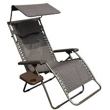 Abba Patio Oversized Zero gravity Recliner Patio Lounge Chair With
