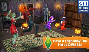 Sims Freeplay Halloween 2015 by The Sims Freeplay V5 25 1 Apk Mod Jdev Website