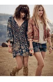Boho Chic Bohemian Style Hippy Hippie Boheme Vibe Gypsy Fashion Indie