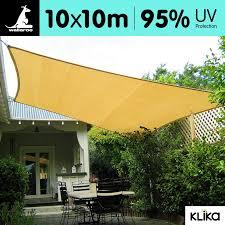 10x10 Canopy Tent Costco New 10m X Outdoor Sun Shade Sail