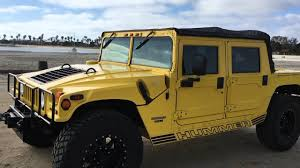 1997 Hummer H1 For Sale - YouTube 2003 Used Hummer H1 Truck Body Ksc2 2 Man Rare Model That Time I Traded An Audi S4 For A Hummer H1and 1994 4 Hard Top Sale In Orange County Ca Stock Front And Rear Differential Cover Sale Los Angeles 90014 Autotrader Military Humvee Hmmwv Utah Nationwide For Buying A Is Lot Harder Than You Might Think Rasheed Wallace Dreamworks Motsports Diy Am General Announces New 59995 Civilian Cseries 2000 Classiccarscom Cc704157