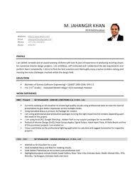Dubai Cv Format Download Jobs Resume Samples