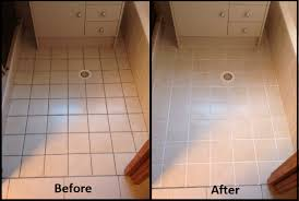 how to clean porcelain tile easy bathroom floor with best