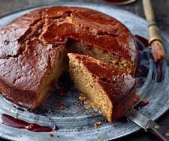 rotwein bratapfel kuchen