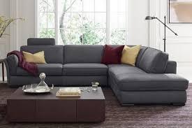 Natuzzi Editions Corner Sofa by Natuzzi Editions B888 Levanto Corner Group Modern Living Room