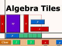 Algebra Tiles Worksheet 6th Grade by 6th Grade Games