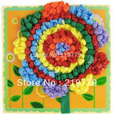 10pcs Lot Early Learning Tissue Paper Art Color Stickers Arts Craft For Kids Educational Toys Children In Mens Costumes From Novelty Special