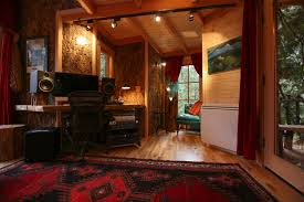 100 Tree House Studio Wood 5 Breathtaking OffTheGrid Recording S Producer Hive