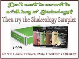 Shakeology Sampler Pack Myshakeology Coachjc15