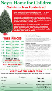 Fraser Fir Christmas Trees North Carolina by Christmas Tree Sale Flyer Christmas Lights Decoration