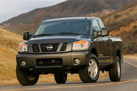 2008 Nissan Titan | Top Speed