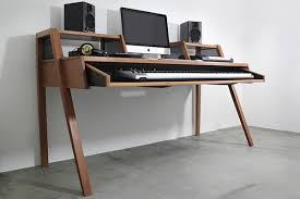 Home Studio Desk on Behance Objetos Pinterest