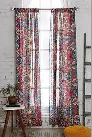 1 one urban outfitters magical thinking painted eye curtain panel