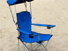 Kelsyus Premium Canopy Chair by 54 Outdoor Folding Chair With Canopy Folding Canopy Chair Beach