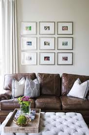 Art Living Room Wall Behind Sofa Decor Ideas