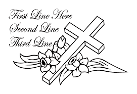 Christian Cross Coloring Pages