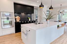 cuisine tendance cuisines tendances armoires de cuisine à laval macucina