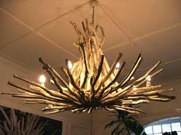 Rustic Style Chandeliers Light Candle