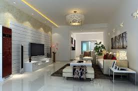 2015 minimalist living room tv wall and lighting 3d house