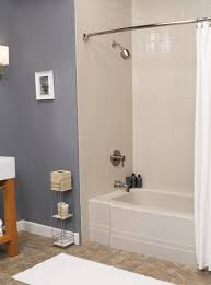 tub shower combo lowes architecture can window trimmed out on the