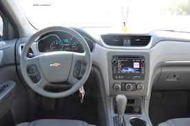2013 Chevrolet Traverse LS Review
