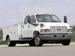 GMC TopKick C4500 Crew Cab 2004 Design Interior Exterior Truck ...