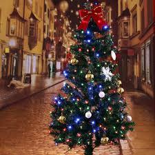Blinking Xmas Tree Lights by Amazon Com Qedertek Solar String Lights 72ft 200 Led Fairy