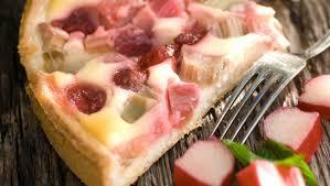 rezept rhabarber apfel kuchen