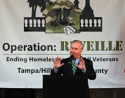 Donate Halloween Candy To Troops Tampa by Operation Reveille U0027 Wraps Homeless Veterans In Help Tbo Com