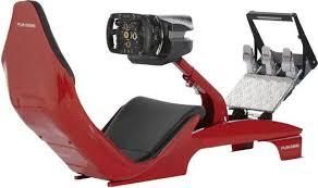 siege volant pc baquet playseats formel 1 pour volant logitech g25 volant