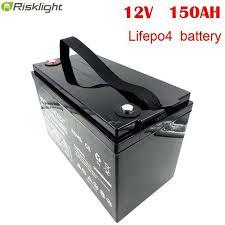 cycle power lifepo4 12v 150ah lithium ion battery packs