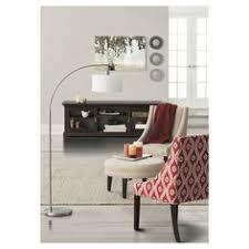 Threshold Arc Floor Lamp by Better Homes And Gardens Translucent Column Floor Lamp Floor