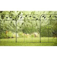 Decorative Garden Fence Border by Amazon Com Amagabeli Decorative Garden Fence 36