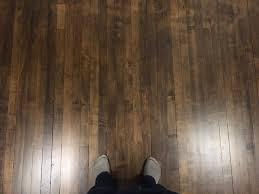 Maple Hardwood Flooring Pictures by How I Stained My Maple Floors Dark Spoiler Gel Stain Maple