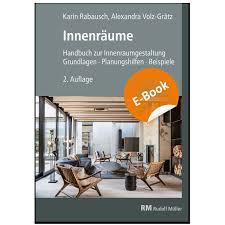 Innenräume EBook PDF Von Rabausch Karin VolzGrätz Alexandra