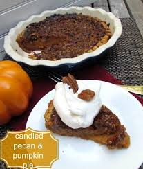 Pumpkin Pie With Pecan Praline Topping by How To Doctor Up A Frozen Pumpkin Pie Close To Home