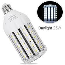 25w daylight led corn light bulb for indoor outdoor large area