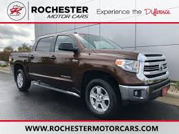 2016 Toyota Tundra 4WD Truck SR5 CrewMax In Rochester, MN | Twin ...