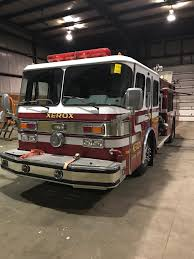 100 Emergency Truck 1992 E1 One Fire EngineApparatus 1500 GPM Pump