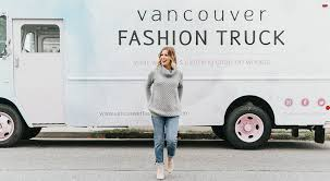Vancouver Fashion Truck - Women's Clothing Shop On Wheels