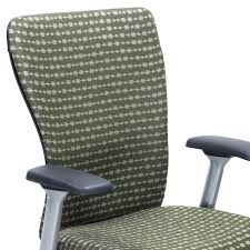 Haworth Zody Chair Manual by Haworth Zody Used Task Chair Green National Office Interiors