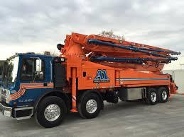 100 Concrete Pumper Truck A1 Pumping Inc Pumping Washouts