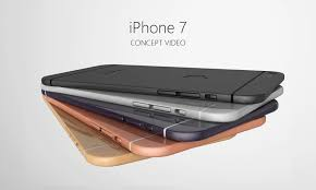 Apple iPhone 7 3D Concept Rendered by Armend Lleshi With Wireless
