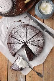 schokoladenkuchen mit mandeln saftig und glutenfrei
