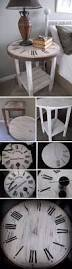 Vintage End Table With Lamp Attached by Best 25 Diy End Tables Ideas On Pinterest End Tables Rustic
