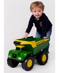 100 Big Toy Dump Truck John Deere 21 Scoop Boot Barn